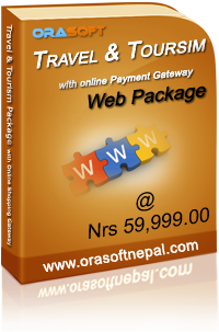 Travel and Tourism with Online Payment Gateway
